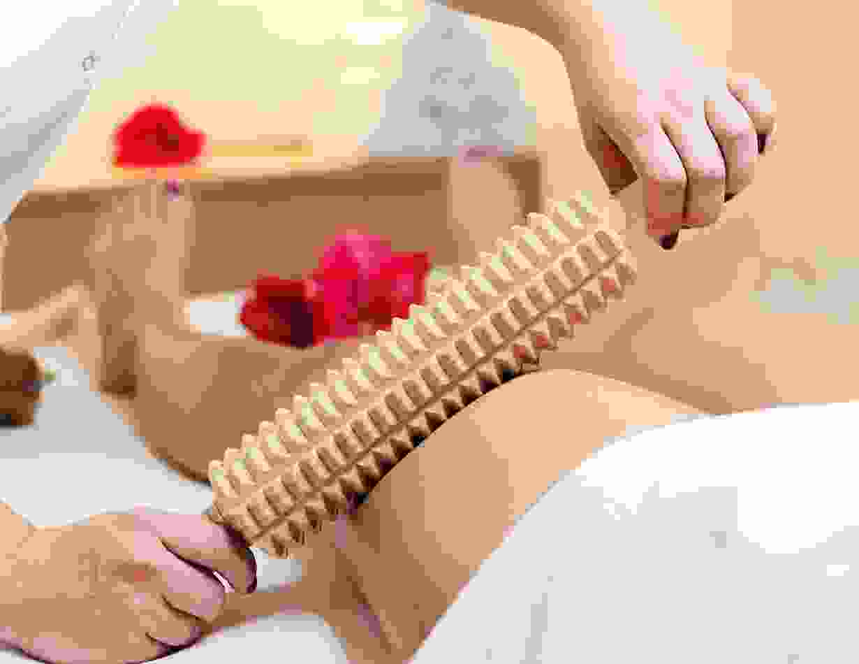 Sandalwood massage